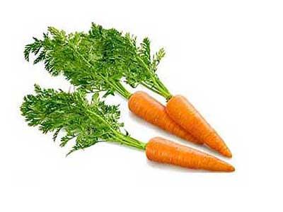 А вы знаете сколько калорий в моркови?